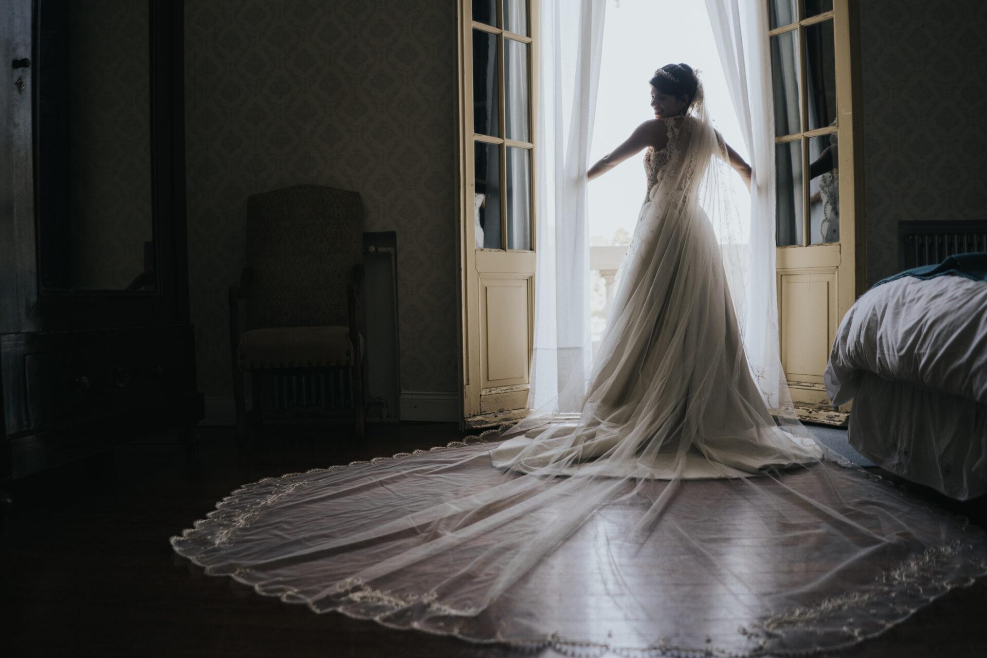 boda casamiento estancia la candelaria retrato novia vestido